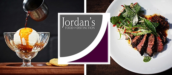 <p>At Jordan's, everything from your originally designed menu to lighting, floral and decor is orchestrated with a unique, comprehensive approach to a total event experience, customized to meet your personal preferences. Our team guides you every step of the way ensuring your event is on the cutting edge of taste and style.</p>