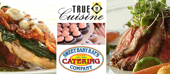 <p><b>True Cuisine at Catalyst Ranch</b><br> True Cuisine & Sweet Baby Ray's Catering is a full service catering and event planning company with two unique brands creating events that are exclusively yours.  From the classic backyard barbecue to a passport of flavor from extraordinary new place - True Cuisine & Sweet Baby Ray's seamless professional service takes care of every detail.  Using the most esteemed styles and techniques, we take pride in sharing our love of the craft, with you and your guests.</p>