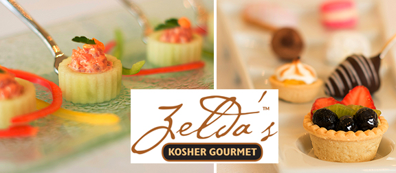 <p><b>Zelda's Kosher Gourmet </b>has served our clients and community since 1972, and today we are the Chicago area's leading kosher caterer. We pride ourselves in unmatched service, creativity, uncompromising attention to detail and complete client satisfaction. Our promise to you is to deliver an experience that meets or exceeds your every expectation.</p>