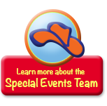 Learn more about the Special Events Team