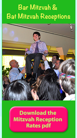 More info on holding your Bar and Bat Mitzvah Reception at Catalyst Ranch